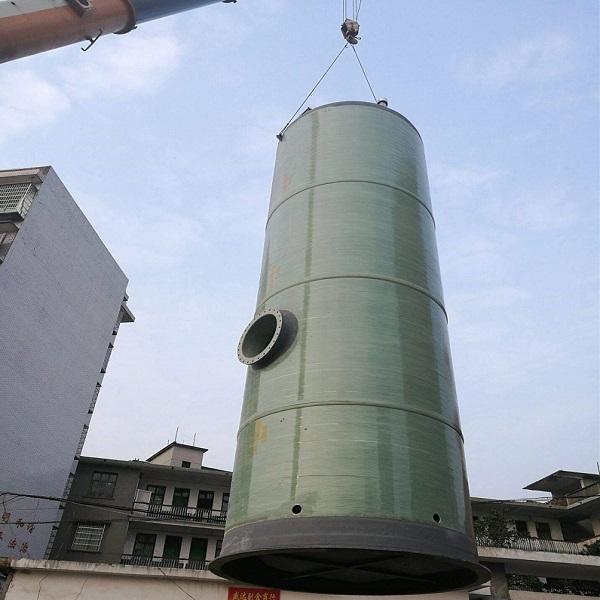 一体化泵站在安装的过程中会遇到很多的问题