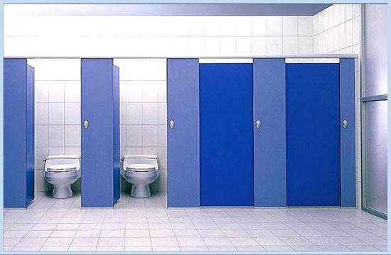 成都商场厕所隔断安装