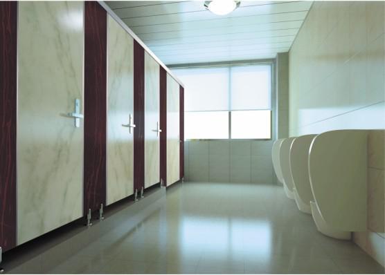 伪劣的厕所隔断建材具有几大特征