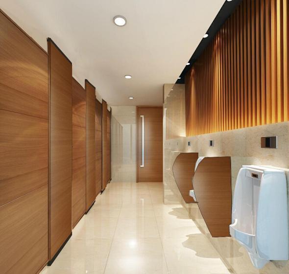四川洗手间隔断怎么做才实用?