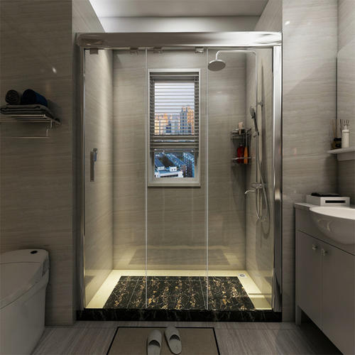 为什么四川酒店卫生间隔断大多用透明玻璃?