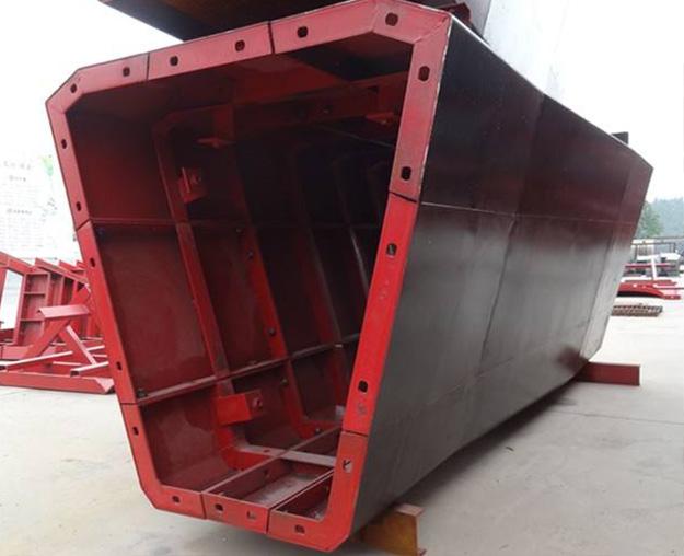 钢模板定制-箱梁模板