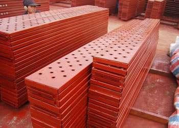 加强型钢架板