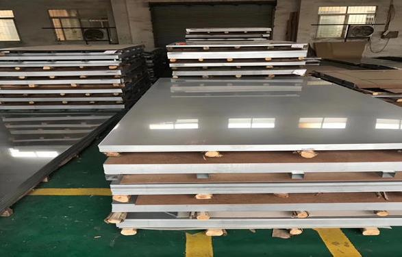 不锈钢板料加工的工艺步骤!