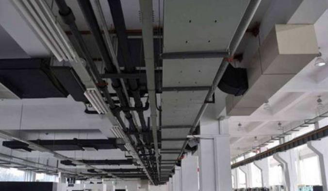 电缆桥架安装施工工艺你了解多少?