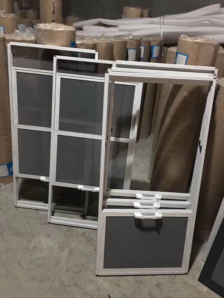 高清可拆洗隐形纱窗