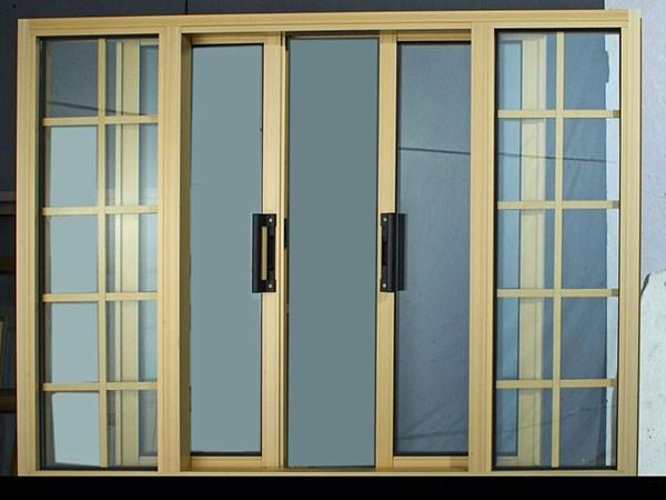 成都断桥铝门窗型材的标准