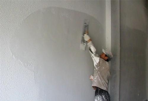 成都墙面涂装有讲究腻子粉选择不容忽视