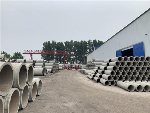 許昌水泥管生產基地