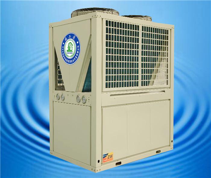 包头内蒙空气能采暖热泵 空气源超低温机组10P