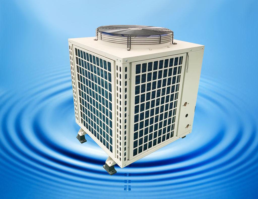 内蒙古空气能采暖 空气源超低温机组3P  220v
