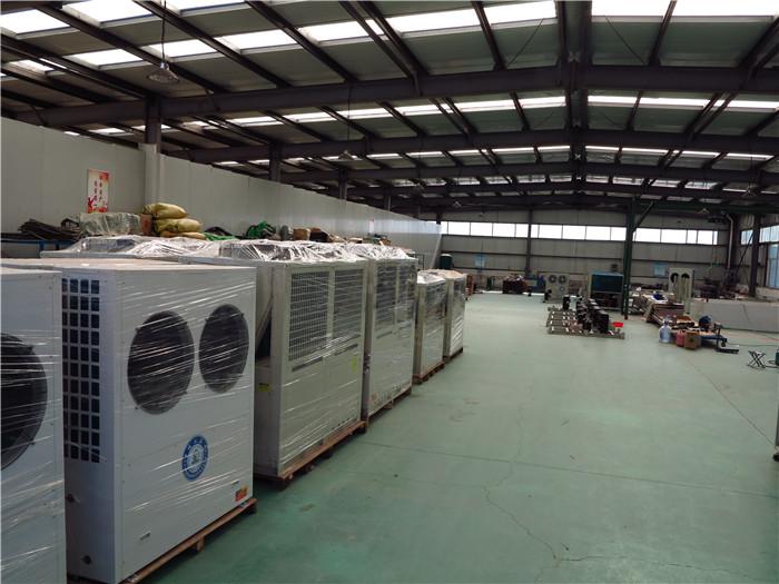 空气能环保采暖节能设备