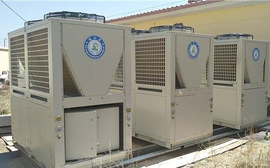 内蒙空气源热泵系统