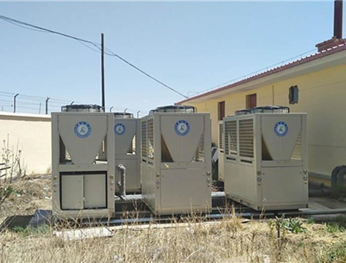 近几年空气源热泵备受追捧原因是什么呢?