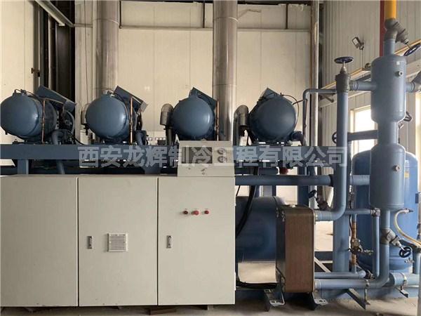 冷库制冷设备-台湾汉钟螺杆并联机组