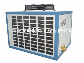 比泽尔半封闭风冷箱式制冷机组