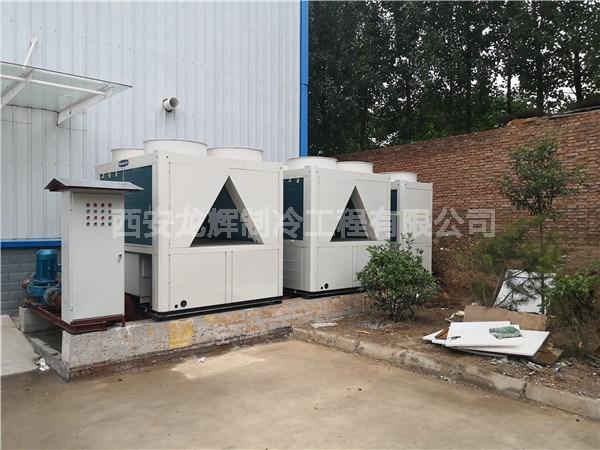 风冷热泵中央空调设备