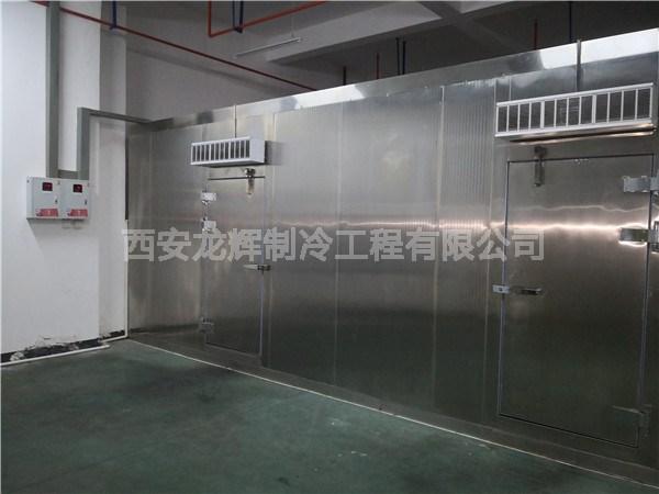 不锈钢冷库制冷设备