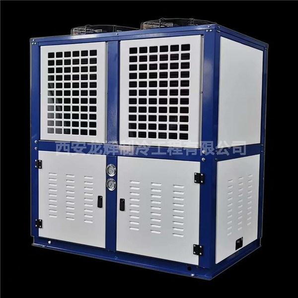 西安冷库制冷设备-箱式风冷机组