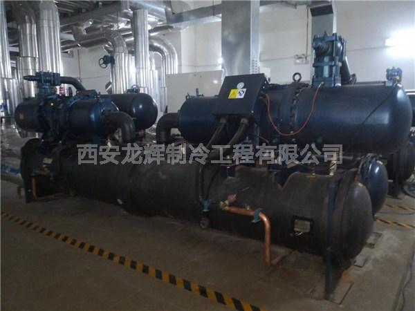 西安工业冷水机组-螺杆式冷水机组