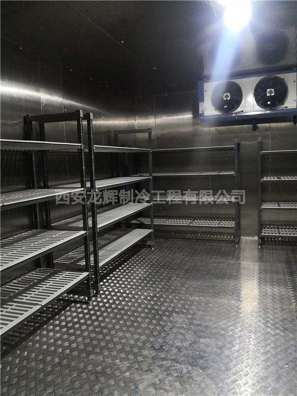 不锈钢冷库制冷设备在食品上面进行的使用!
