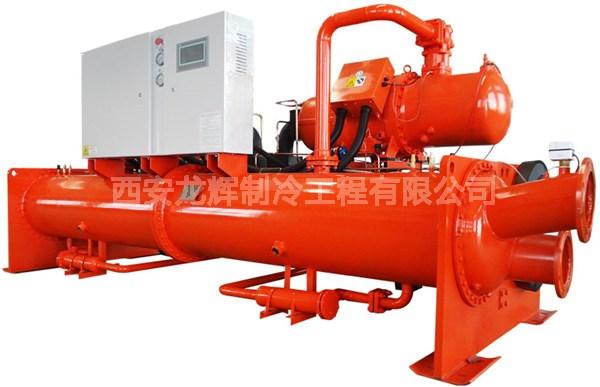 西安工业冷水机组-满液式冷水机组
