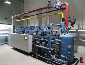 龙辉制冷设备小编带你了解西安冷库冷凝器风冷冷凝器和水冷冷凝器区别