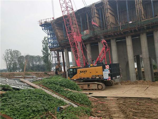 吊装设备过程中的安全措施,河南机电设备租赁公司告诉您
