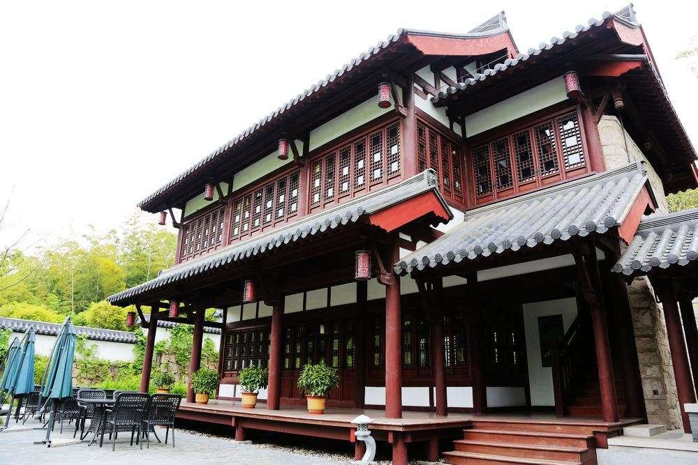 建筑思想和建筑材料也有关系,这是古建筑的魅力所在