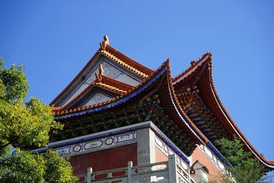 甘肃古建筑建造