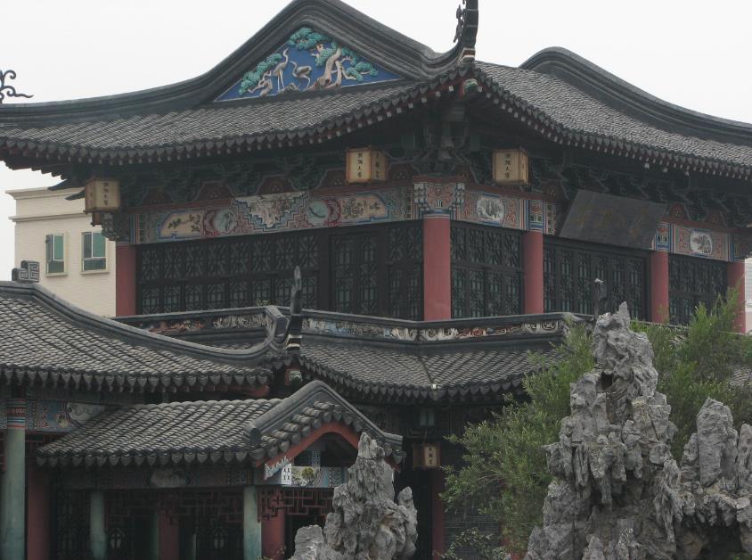 针对古建筑维修,先来看看古建筑的特点吧