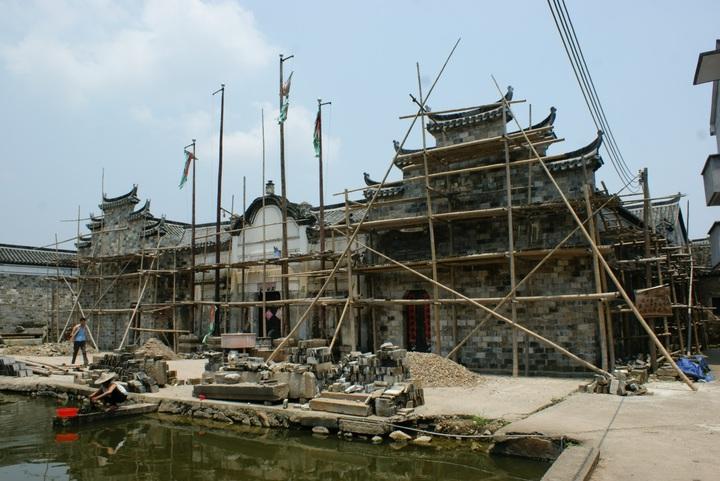 古建筑修缮原则的理解与把握