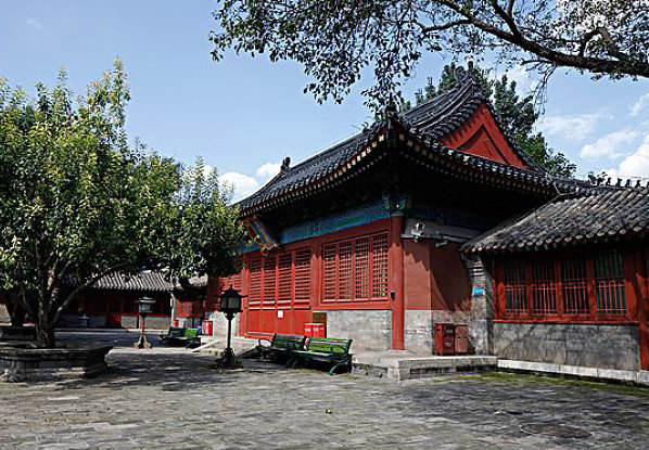 寺庙建筑设计的火灾隐患及预防对策