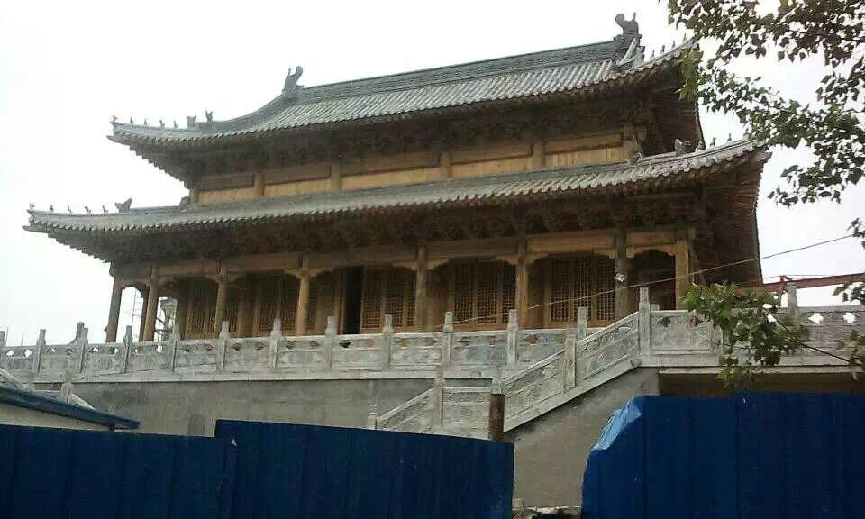 兰州寺庙修缮,兰州古建筑施工