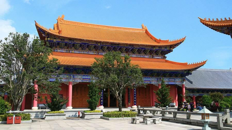 甘肃兰州村庙 古建筑寺庙 道观佛寺宗祠设计施工