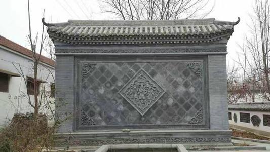 甘肃古建筑维护之彩画墙壁的维护工作