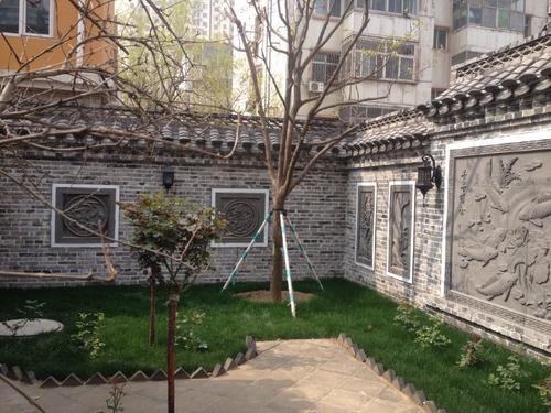 甘肃古建筑砖雕