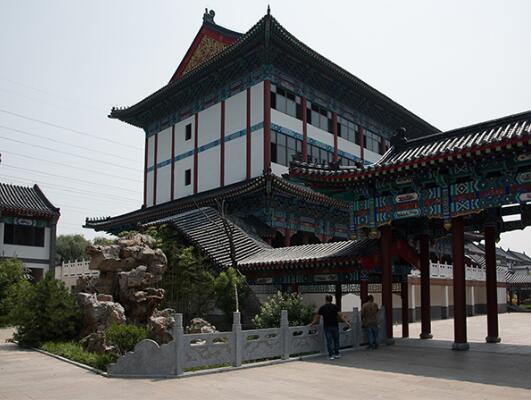 甘肃古建筑施工