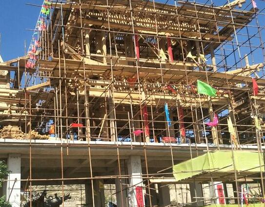 甘肃古建筑工程