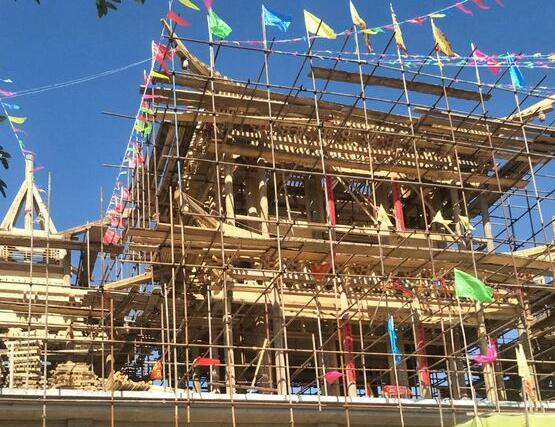 甘肃古建筑修缮