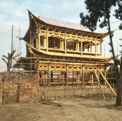 甘肃古建筑施工认为古建筑的消失和保护不当有关系