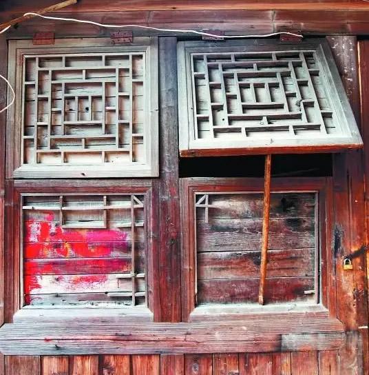 古建筑常识大全解之窗户的制作工艺解读