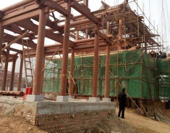 中国古代建筑组群的大致维修养护方法攻略指南说明书