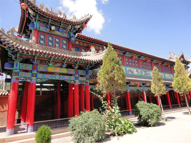 龙王宫修缮