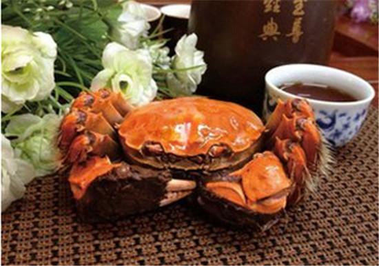 武汉梁子湖大闸蟹