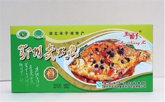 武汉豆豉味武昌鱼