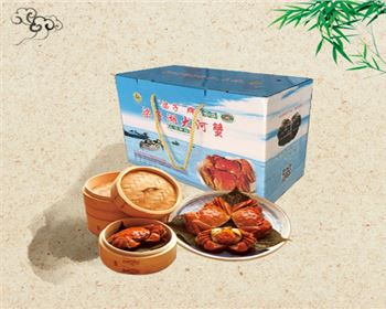 大河蟹礼盒豪华988型(8只装)