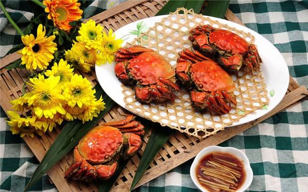 中国人为什么这么爱吃大闸蟹?