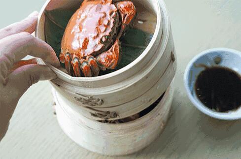 有大闸蟹吃的日子才是好日子