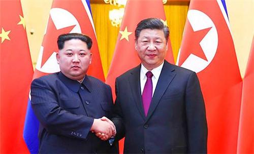 中朝建交70周年,习近平总书记首访朝鲜,意义重大!